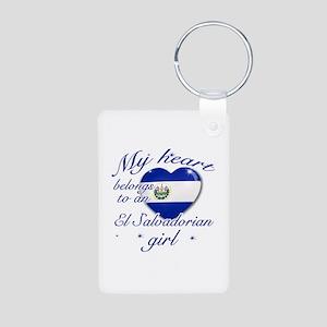 El Salvadorian Valentine's designs Aluminum Photo