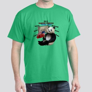 Diamond - Far East to Alaska Cruise Dark T-Shirt