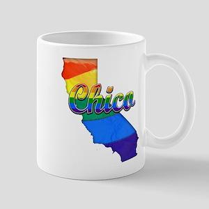 Chico, California. Gay Pride Mug