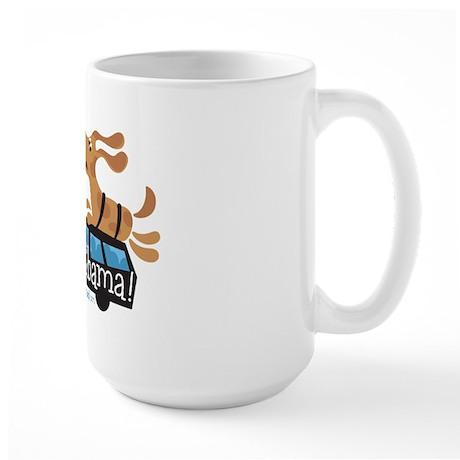 Doggone Right Large Mug