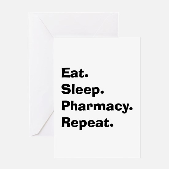 Pharmacist Humor Greeting Card