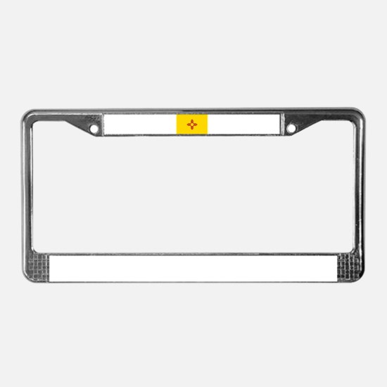 New Mexico License Plate Frame