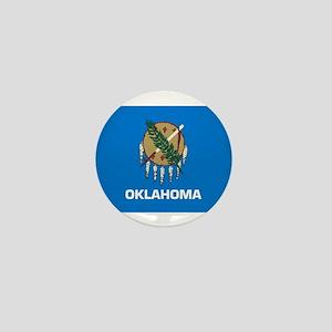 Oklahoma Mini Button