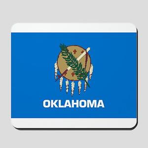 Oklahoma Mousepad