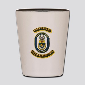 US - NAVY - USNS Navajo (T-ATF 169) Shot Glass