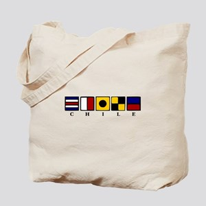 Nautical Chile Tote Bag