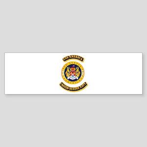 US - NAVY - USS America Sticker (Bumper)