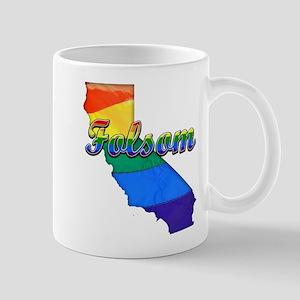 Folsom, California. Gay Pride Mug