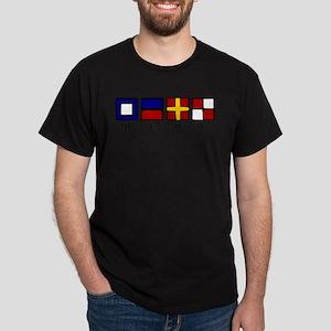 Nautical Peru Dark T-Shirt