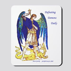Archangel Michael - Mousepad