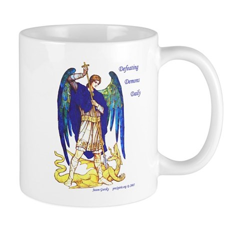 Archangel Michael - Right Handed - Mug