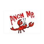 Pinch Me 38.5 x 24.5 Wall Peel