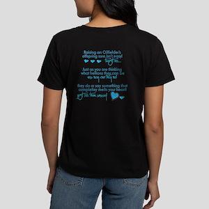Melts my heart Women's Dark T-Shirt
