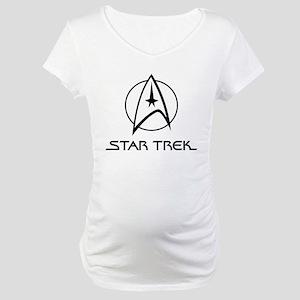 Star Trek Classic Maternity T-Shirt