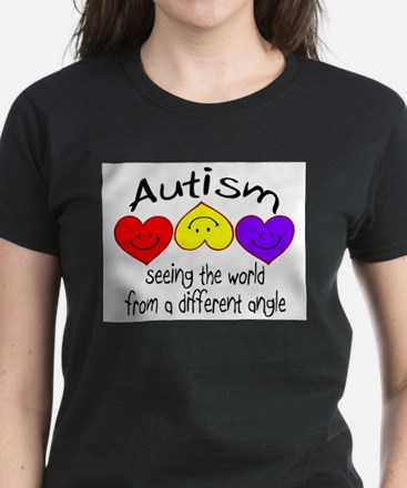 autis seeing different angle T-Shirt
