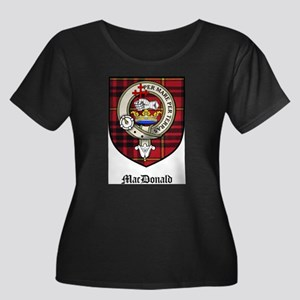 MacDonaldCBT Plus Size T-Shirt