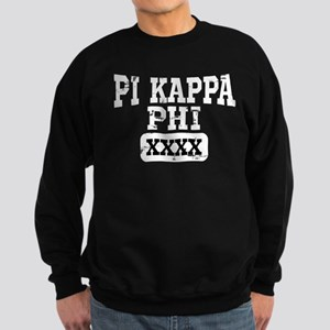 Pi Kappa Phi Athletic Personaliz Sweatshirt (dark)