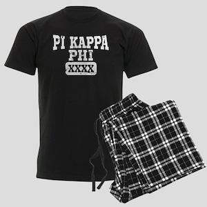 Pi Kappa Phi Athletic Personal Men's Dark Pajamas
