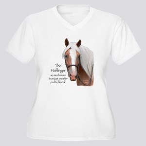 Haflinger More Than Plus Size T-Shirt