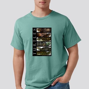 Turtles of the World Mens Comfort Colors Shirt