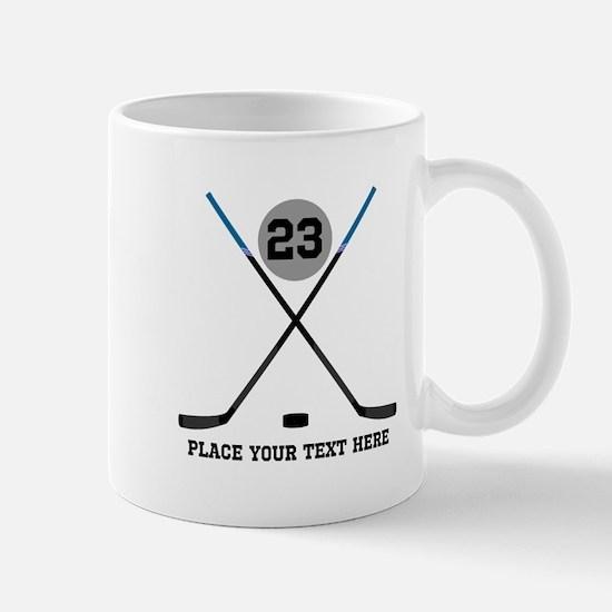 Ice Hockey Personalized Mug
