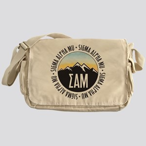 Sigma Alpha Mu Messenger Bag