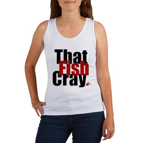 Fish CRAY Women's Tank Top