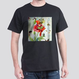 Poppy Gnome Dark T-Shirt