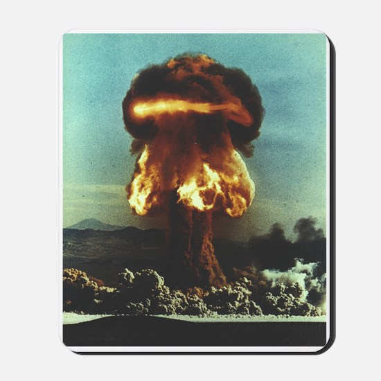 Grable Nuclear Test Mousepad