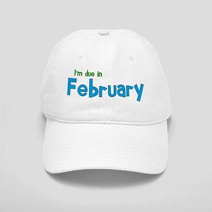 I'm due in February Cap