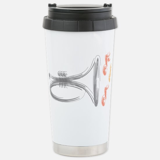 Mellphone Sketch Stainless Steel Travel Mug
