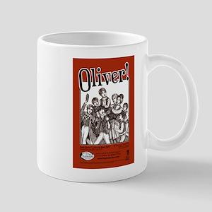 Oliver! Mug