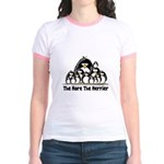 The More.. Penguin Group Jr. Ringer T-Shirt
