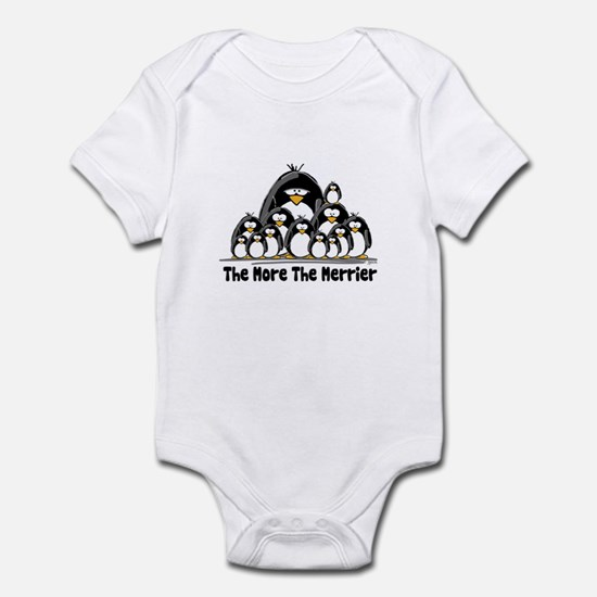 The More.. Penguin Group Infant Creeper