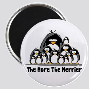 The More.. Penguin Group Magnet