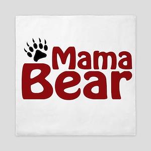 Mama Bear Claw Queen Duvet