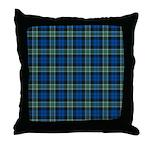 Tartan - Graham of Menteith Throw Pillow
