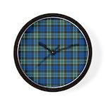 Tartan - Graham of Menteith Wall Clock