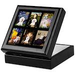 Bichon Masterpieces (A) Keepsake Box