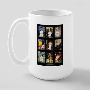Bichon Masterpieces (A) Large Mug