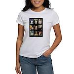 Bichon Masterpieces (A) Women's T-Shirt