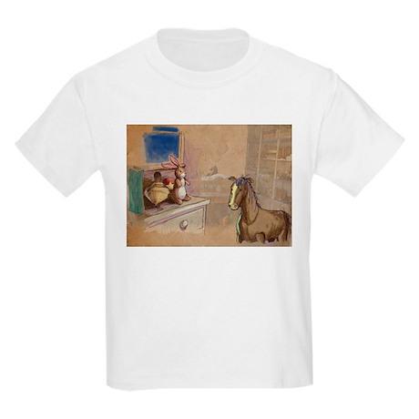Velvet-Rabbit 1 Kids Light T-Shirt