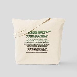 I am one Tote Bag