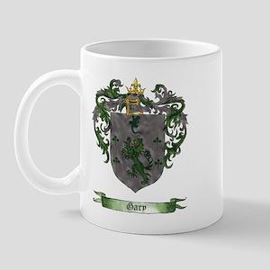 Gary Shield of Arms Mug