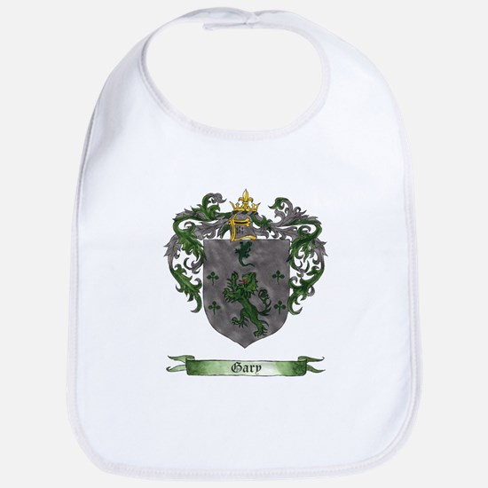 Gary Shield of Arms Bib