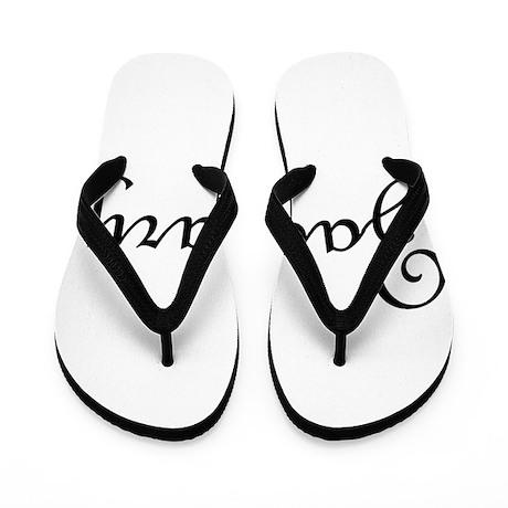 Zachary Flip Flops
