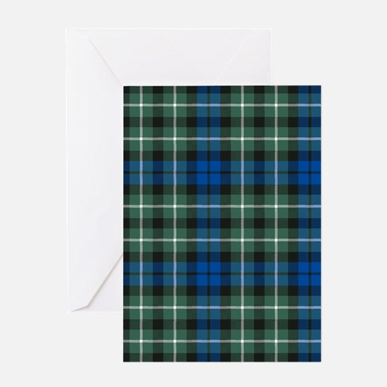 Tartan - Graham of Montrose Greeting Card