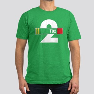 Thunderbird 2 Fitted T-Shirt