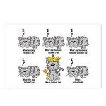 The Cat Postcards (Package of 8)
