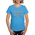 The Cat Women's Dark T-Shirt